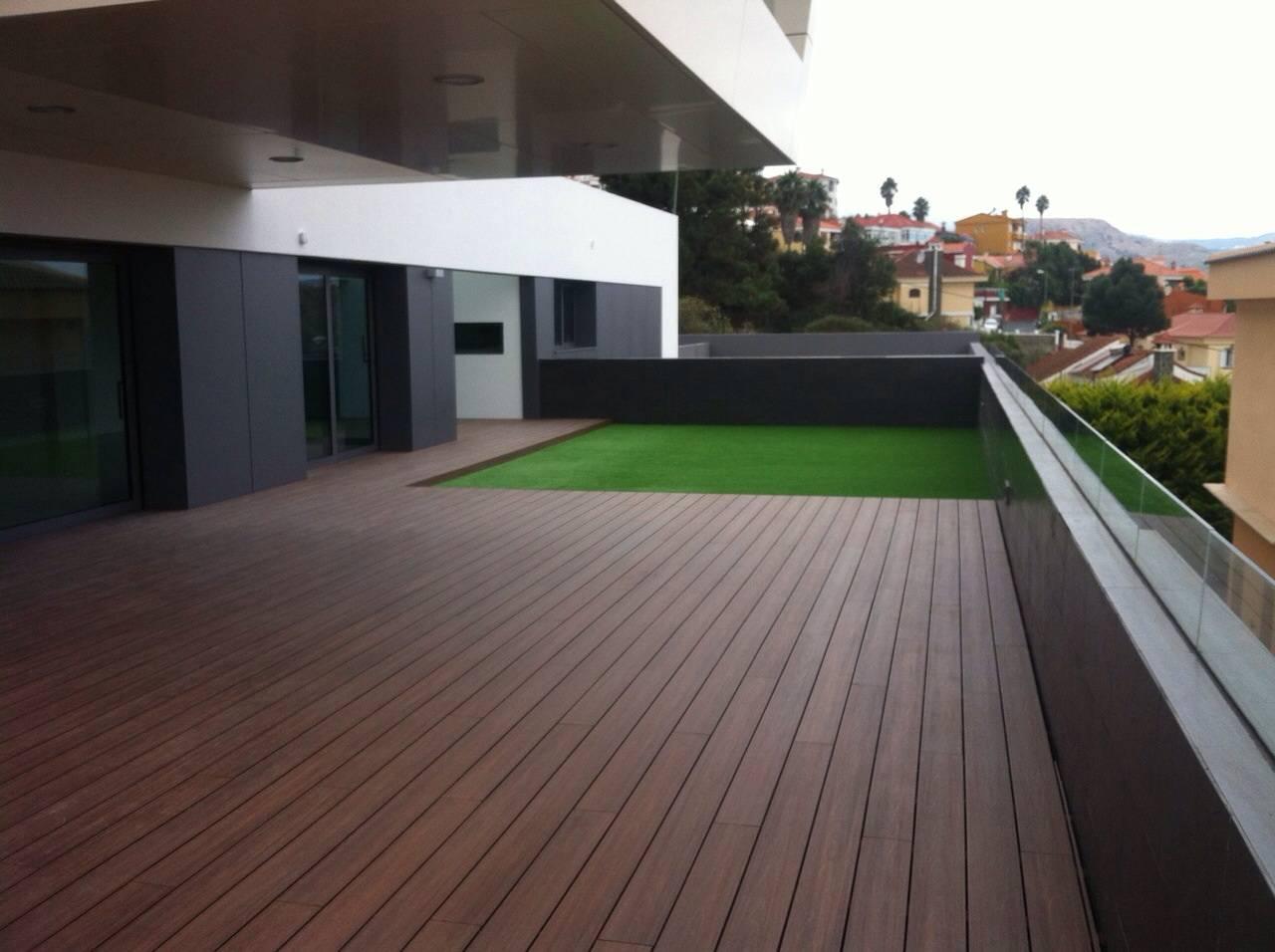 Terraza chalet 3